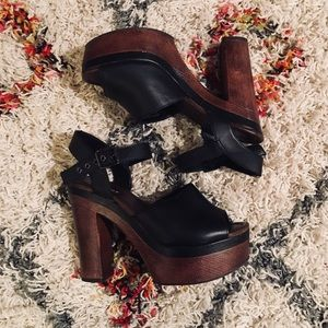 Shoemint Chunky Platform Sandals